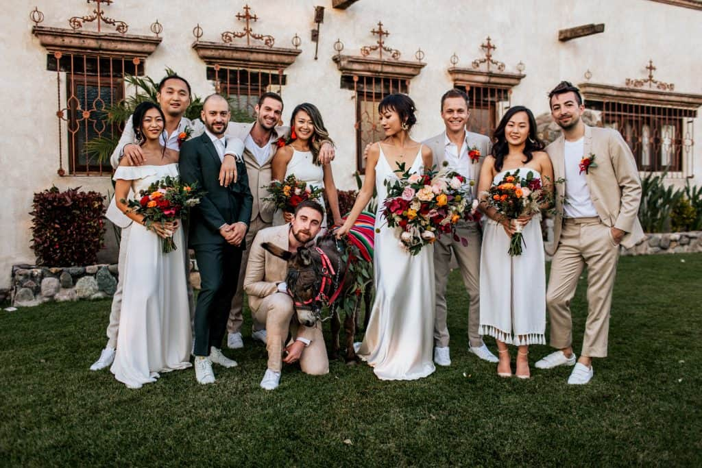 Tom Moks Photography - hacienda wedding in mexico