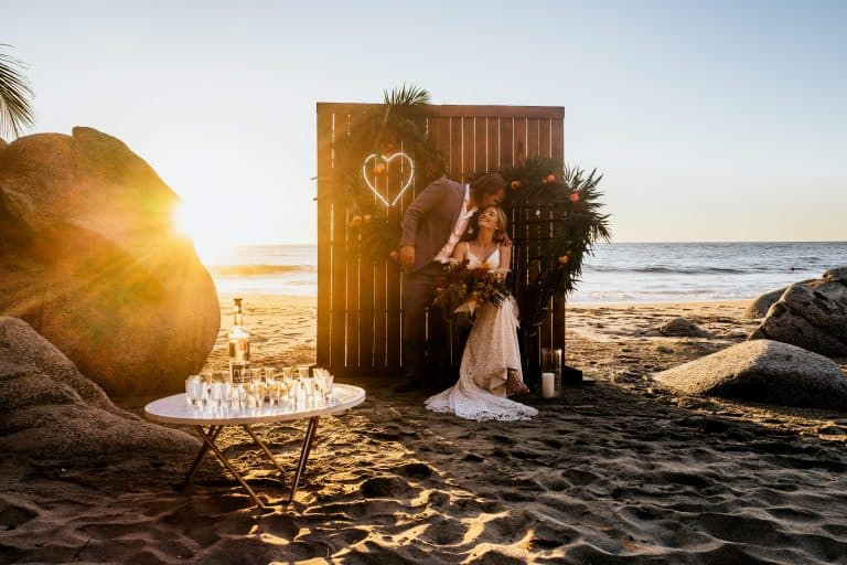 Tom Moks Photography - beach wedding sayulita